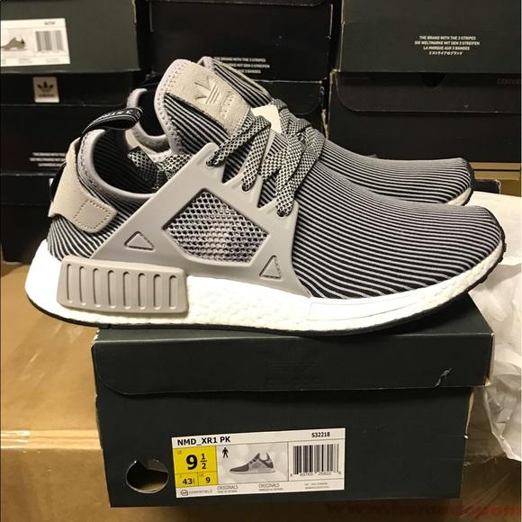 4fca1a3dc New Adidas NMD XR1 PK grey